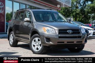 Used 2012 Toyota RAV4 AWD BLUETOOTH, GROUPE ÉLECTRIQUE for sale in Pointe-Claire, QC