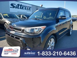 Used 2015 Kia Soul EX / JAMAIS ACCIDENTE / SIEGES CHAUFFANT for sale in St-Georges, QC