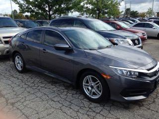 Used 2016 Honda Civic LX for sale in Waterloo, ON