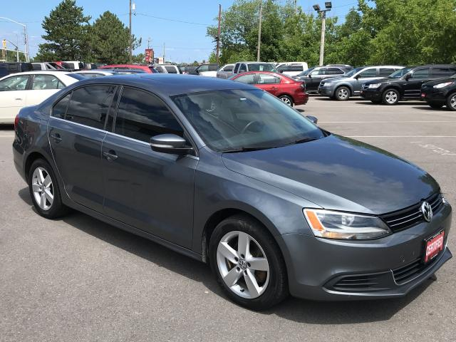 2013 Volkswagen Jetta ** HTD SEATS, SUNROOF,  BLUETOOTH  **
