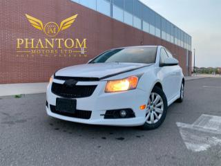 Used 2012 Chevrolet Cruze LT Turbo+ w/1SB RS Package for sale in Brampton, ON