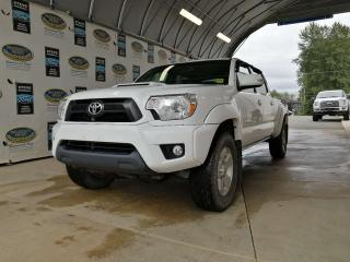 Used 2015 Toyota Tacoma 4x4 Double-Cab 140.6 in. WB for sale in Campbell River, BC