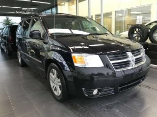 Used 2010 Dodge Grand Caravan SXT, POWER HEATED SEATS, BACK-UP CAMERA, DVD ENTERTAINMENT SYSTEM for sale in Edmonton, AB