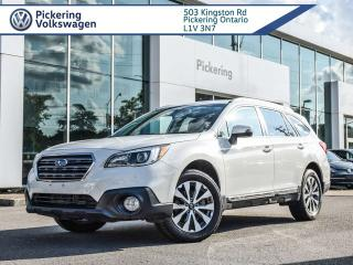 Used 2017 Subaru Outback 3.6R PREMIER! W/TECH PACK!! AWD!! for sale in Pickering, ON