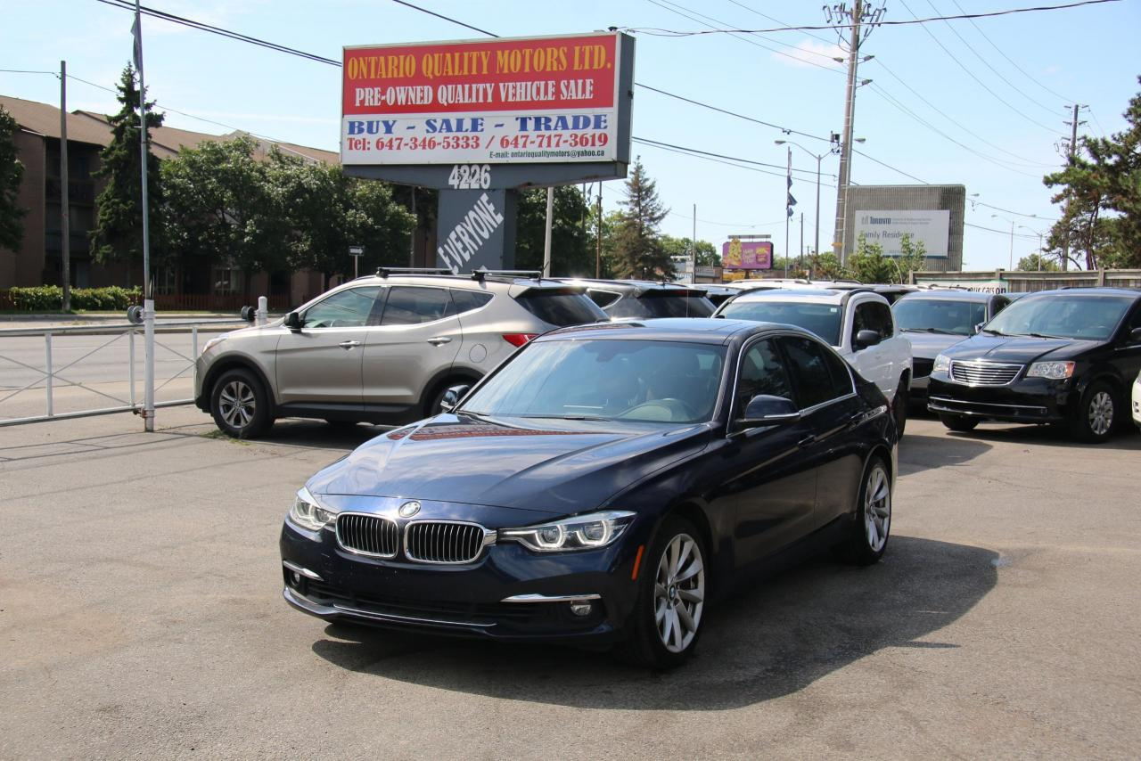 Ontario Quality Motors >> 2016 Bmw 3 Series Ontario Quality Motors Ltd