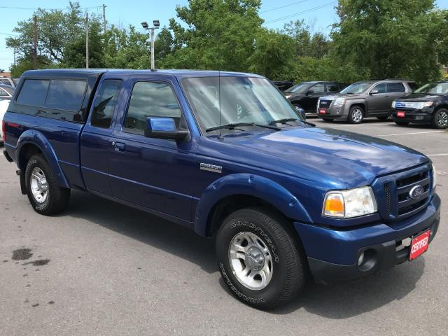 2010 Ford Ranger SPORT  ** RWD, A/C, CRUISE **