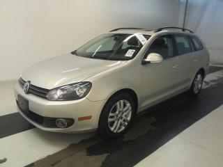 Used 2011 Volkswagen Golf Wagon HIGHLINE for sale in Mississauga, ON
