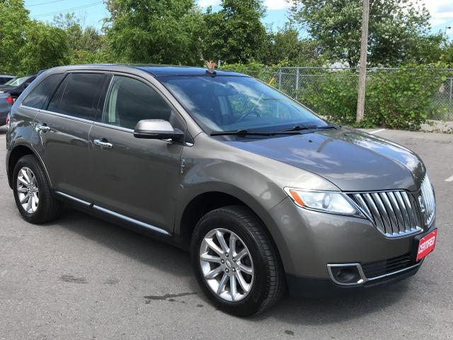 2012 Lincoln MKX ** AWD, HTD/COOLED LEATH, NAV **
