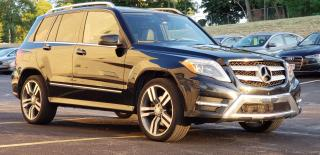 Used 2013 Mercedes-Benz GLK-Class TDI Certified Warranty GLK 250 BlueTEC for sale in Mississauga, ON