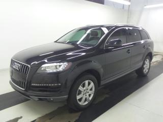 Used 2011 Audi Q7 3.0L TDI Premium Certified 2 Years Warranty for sale in Mississauga, ON