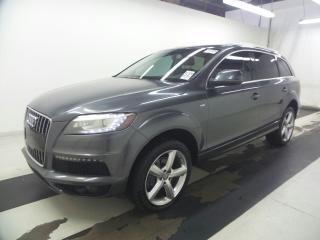 Used 2011 Audi Q7 S-Line,Navi,Panoramic,Warranty,3.0L TDI Premium for sale in Mississauga, ON