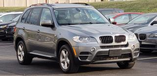 Used 2012 BMW X5 Certified 2 Yrs Warranty Panoramic Off Lease 35i for sale in Mississauga, ON