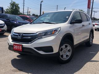 Used 2015 Honda CR-V, Roadsport Honda original LX for sale in Toronto, ON
