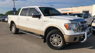 Used 2012 Ford F-150 King Ranch 3.5l V6 Leather for sale in Midland, ON
