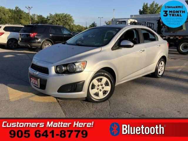 """2014 Chevrolet Sonic LT  HTD-SEATS BT PWR-GROUP 15"""" ALLOYS"""