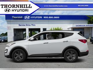 Used 2015 Hyundai Santa Fe Sport Base  - Bluetooth for sale in Thornhill, ON