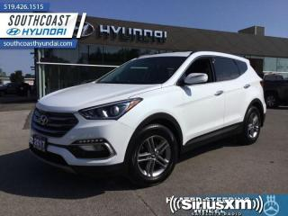 Used 2017 Hyundai Santa Fe Sport 2.4L Premium AWD  - $158 B/W for sale in Simcoe, ON