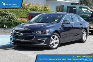 Used 2017 Chevrolet Malibu LS Apple CarPlay & Android Auto, Backup Camera for sale in Coquitlam, BC