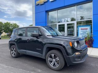 Used 2015 Jeep Renegade Sport for sale in Gatineau, QC