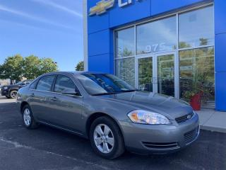 Used 2008 Chevrolet Impala LS Sedan for sale in Gatineau, QC