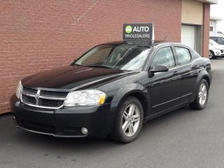 Used 2010 Dodge Avenger SXT THIS WHOLESALE CAR WILL BE SOLD AS-TRADED! INQUIRE FOR MORE! for sale in Charlottetown, PE