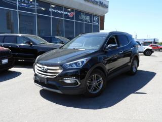 Used 2017 Hyundai Santa Fe Sport 2.4 Luxury NAVI/DUAL SUNROOF/LEATHER for sale in Concord, ON
