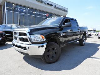 Used 2017 RAM 2500 SXT DIESEL/CHROME APPEARANCE for sale in Concord, ON