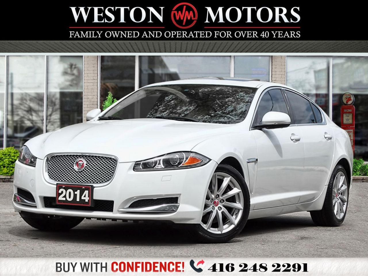 2014 Jaguar XF BLUETOOTH*SUNROOF*POWER GROUP!!*LIMITED!!*
