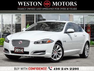 Used 2014 Jaguar XF BLUETOOTH*SUNROOF*POWER GROUP!!*LIMITED!!* for sale in Toronto, ON