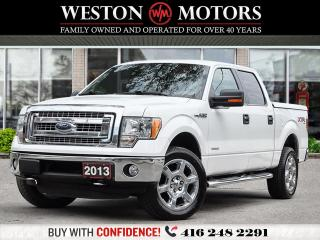 Used 2013 Ford F-150 XTR*4X4*CREWCAB*BLUETOOTH*REV CAM!!* for sale in Toronto, ON