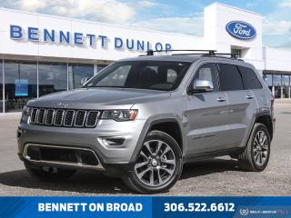 Used 2018 Jeep Grand Cherokee Limited for sale in Regina, SK
