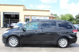 Used 2011 Toyota Sienna Limited AWD for sale in Brampton, ON
