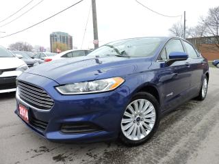 Used 2014 Ford Fusion S Hybrid for sale in BRAMPTON, ON