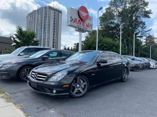 Used 2010 Mercedes-Benz CLS-Class CLS 63 for sale in Cambridge, ON