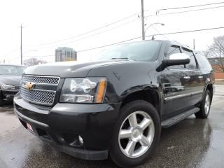 Used 2011 Chevrolet Suburban LTZ - NAVI - SUNROOF - BLUETOOTH for sale in BRAMPTON, ON