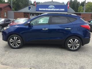 Used 2014 Hyundai Tucson Limited for sale in Flesherton, ON
