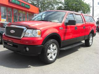 Used 2007 Ford F-150 LARIAT 4x4 SuperCrew for sale in London, ON