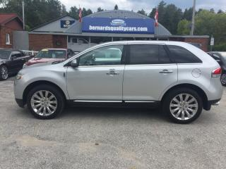 Used 2013 Lincoln MKX AWD for sale in Flesherton, ON