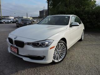 Used 2015 BMW 328xi 328i xDrive RevCam/Navigation/Sunroof for sale in BRAMPTON, ON