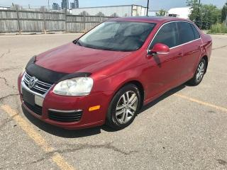 Used 2006 Volkswagen Jetta 2.5L for sale in Mississauga, ON