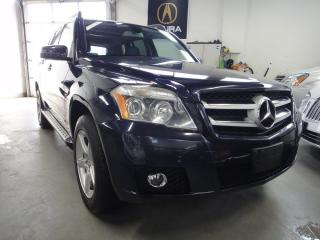 Used 2010 Mercedes-Benz GLK-Class GLK 350,PANO ROOF,NAVI,0 CLAIM for sale in North York, ON