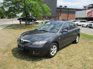 Used 2008 Mazda MAZDA3 GS ~ LOW KM for sale in Toronto, ON