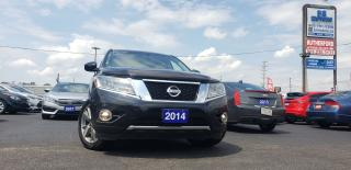 Used 2014 Nissan Pathfinder Platinum 7 Seater! WE FINANCE! for sale in Brampton, ON