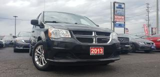Used 2013 Dodge Grand Caravan SXT for sale in Brampton, ON
