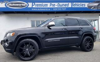 Used 2014 Jeep Grand Cherokee *Laredo, Leather, Chrome Package, Heated Seats* for sale in Langley, BC