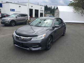 Used 2016 Honda Accord Touring for sale in Duncan, BC
