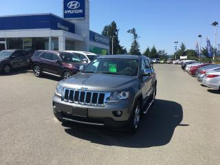 Used 2013 Jeep Grand Cherokee Limited for sale in Duncan, BC