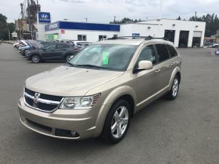 Used 2009 Dodge Journey SXT for sale in Duncan, BC