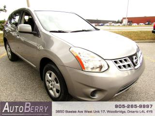Used 2012 Nissan Rogue 2.5L - S - FWD for sale in Woodbridge, ON
