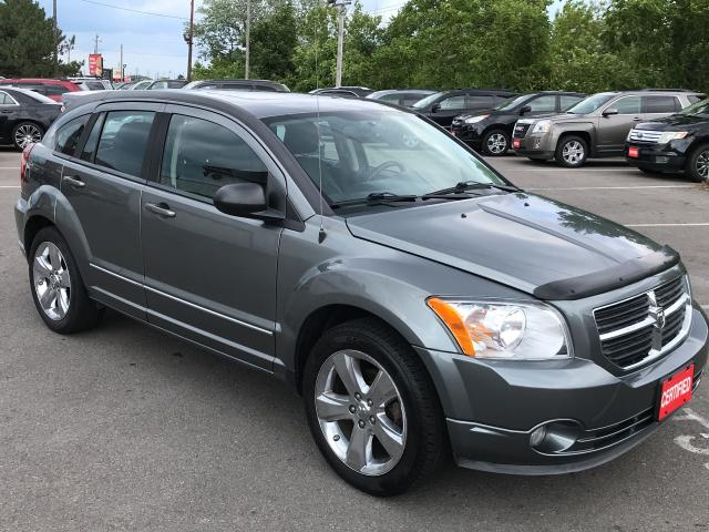 2011 Dodge Caliber RUSH ** NAV, HTD LEATH, CRUISE **